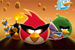 logičke igrice Angry Birds Space