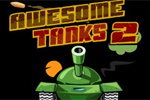 akcione igrice Awesome Tanks 2