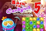mobilne igrice Back to Candyland 5: Choco Mountain