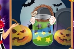 mobilne igrice Betsy's Crafts: Halloween Candle Jar