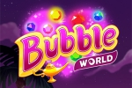 mobilne igrice Bubble World