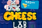 mobilne igrice Cheese Lab