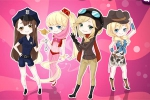 mobilne igrice Fancy Girls Quiz