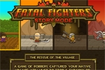 puzzle igrice Fatal Fighters: Story Mode