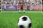 sportske igrice Freekick Football