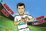 sportske igrice Gareth Bale: Head Football