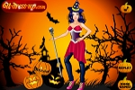 igrice za decu Halloween Pumpkins Girl Dress Up