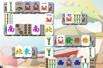 mobilne igrice Happy Summer Mahjong