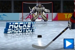 sportske igrice Hockey Shootout