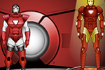 igrice za decu Ironman Dress Up