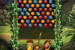 puzzle igrice Jungle Shooter