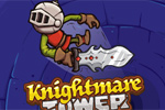 zabavne igrice Knightmare Tower