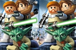 logičke igrice Lego Star Wars: Differences