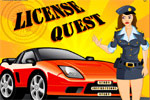 automobilske igrice License Quest