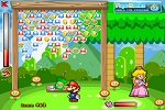 puzzle igrice Mario Fruit Bubbles