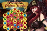 puzzle igrice Mysterious Pirate Jewels