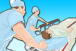 zabavne igrice Operate Now! Knee Surgery