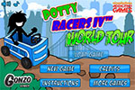 zabavne igrice Potty Racers IV: World Tour
