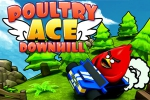 mobilne igrice Poultry Ace Downhill