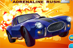 automobilske igrice Rich Cars 2: Adrenaline Rush