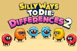 mobilne igrice Silly Ways to Die: Differences 2