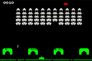 arkadne igrice Space Invaders