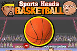 sportske igrice Sports Heads: Basketball