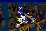 automobilske igrice Stunt Bike Draw
