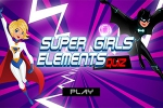 mobilne igrice Super Girls Elements Quiz