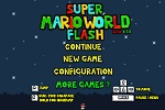stare igrice Super Mario World Flash