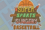 zabavne igrice Super Sports Surgery: Basketball