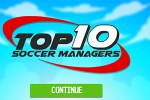 mobilne igrice Top 10 Soccer Managers