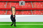 sportske igrice Van Gaal: The Game