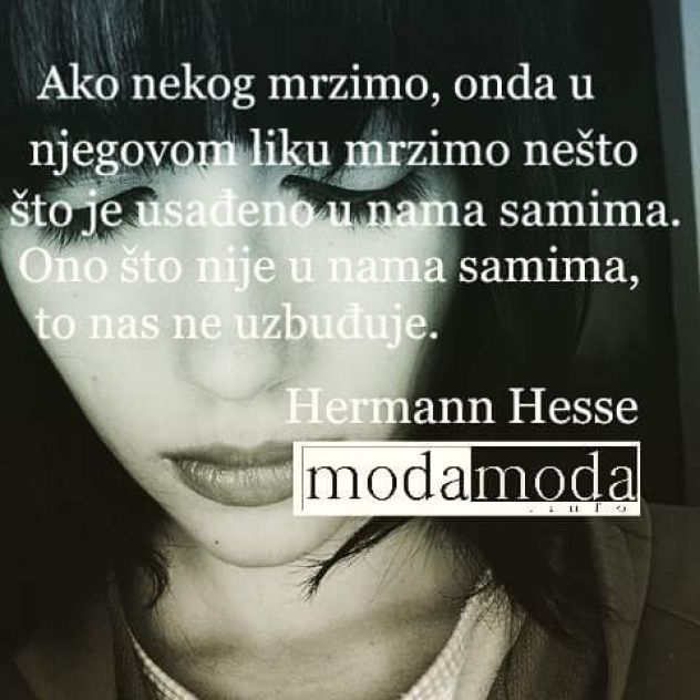 A ja ja ne mrzim nikoga