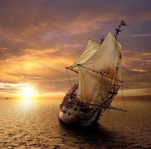 Vetar mi opet napuni jedra pa stari jedrenjak plovi li plovi, prestale oluje, bičevi s' neba, mirno je more a snovi novi. Pod vetrom blagim jarboli škripe, ne krivim nikog za stanje broda, plovio morima mnoge godine preživeo mnogo nepogoda. Ljulja se starina tamo i 'amo, al' ipak plovi po plavom moru, u mirne vode uplovi vešto, sad slavi svaku novu zoru. Mnogi su drugovi njegovi davno, na hridi ostali nasukani, a neki od njih trag im se ne zna vetrom olujnim potapani. Ponosno plovi jedrenjak stari još mu se po neka barka nasmeši, on veštim manervom, svaku izbegne ne želi pod stare dane da greši. Njegovi snovi su mirna luka dosta mu života pustolova, zavodljivih barki, skrivenih hridi, za njega sad je stranica nova