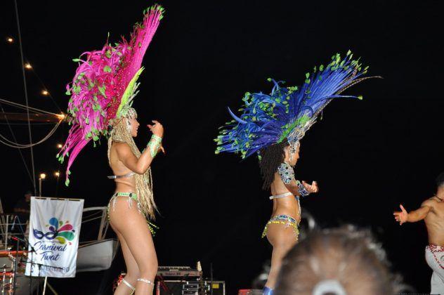 Održan 2. Međunarodni ljetni karneval u Tivtu