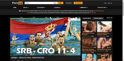 Novi pornić.