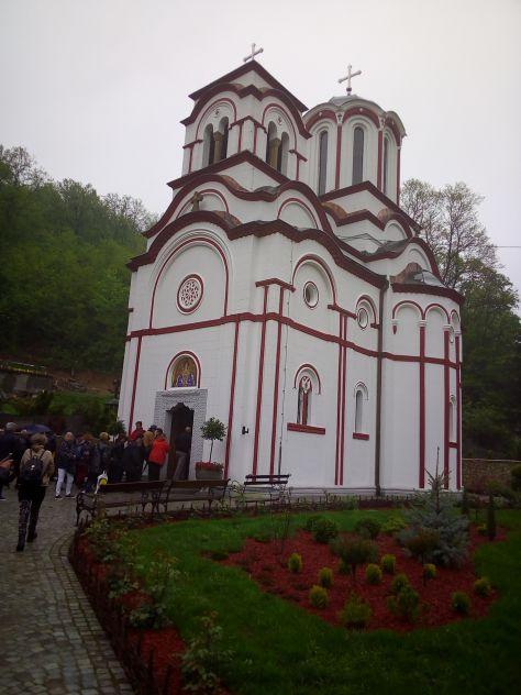 manastir Tumane 1 maj 2019