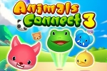 puzzle igrice Animals Connect 3