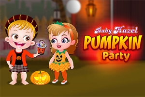 Baby Hazel: Pumpkin Party