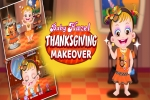 Baby Hazel: Thanksgiving Makeover