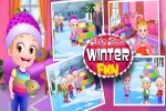 Baby Hazel: Winter Fun
