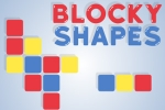 mobilne igrice Blocky Shapes