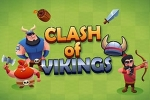 mobilne igrice Clash of Vikings
