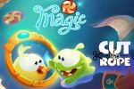 mobilne igrice Cut the Rope: Magic