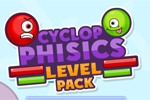 logičke igrice Cyclop Phisics Level Pack