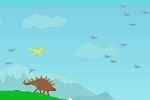 Dino Run: Escape Extinction!