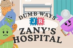 Dumb Ways JR: Zany's Hospital