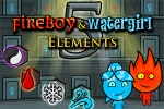 mobilne igrice Fireboy & Watergirl 5 Elements