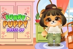 Funny Puppy Dress Up